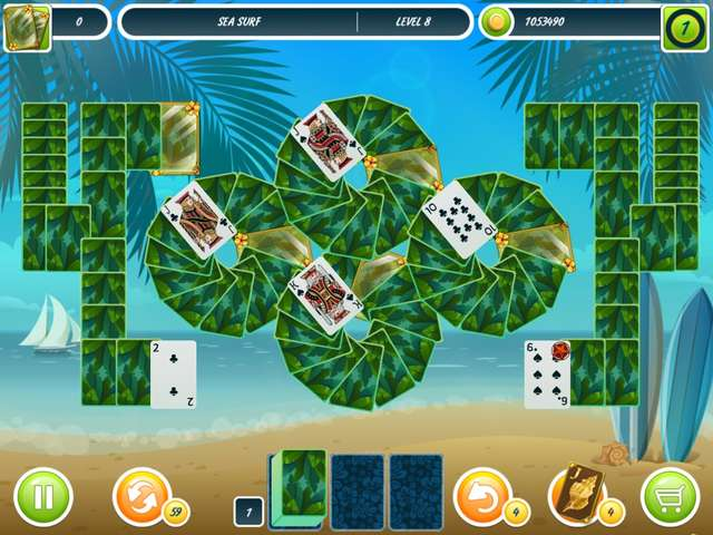 Play Solitaire Beach Season