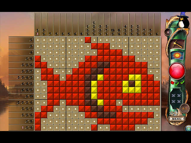 Play Fantasy Mosaics 10 - Time Travel
