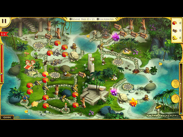 Play 12 Labours of Hercules IV - Mother Nature Platinum Edition
