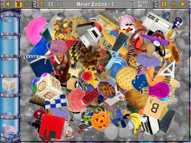 Play Clutter V - Welcome to Clutterville