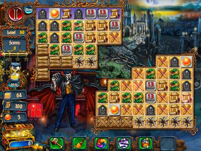 Play Save Halloween - Witches City