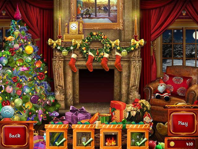 Play Christmas Puzzle 2