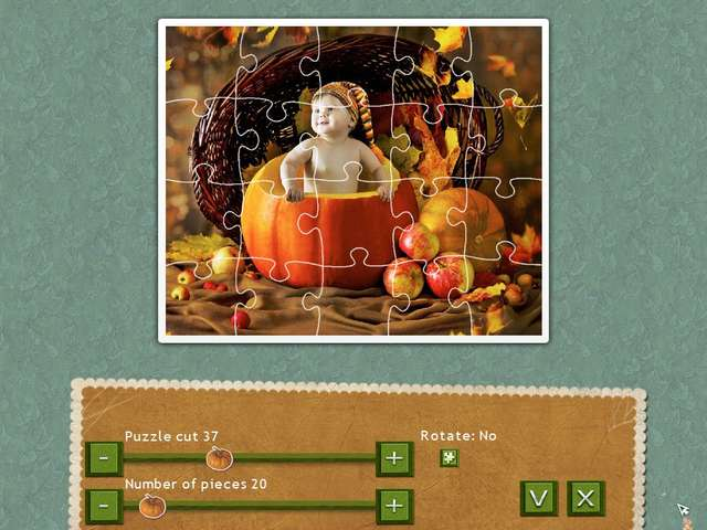 Play Holiday Jigsaw Thanksgiving Day 2