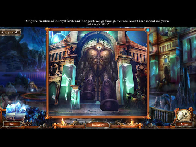 Play Grim Tales - The Stone Queen Platinum Edition