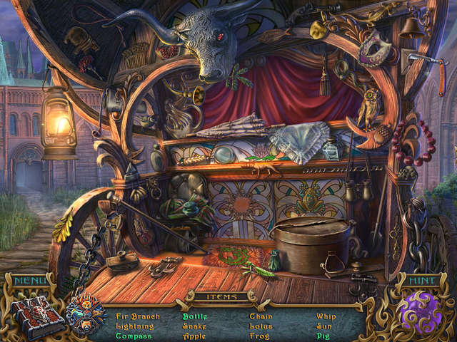 Play Spirits of Mystery - The Dark Minotaur Platinum Edition