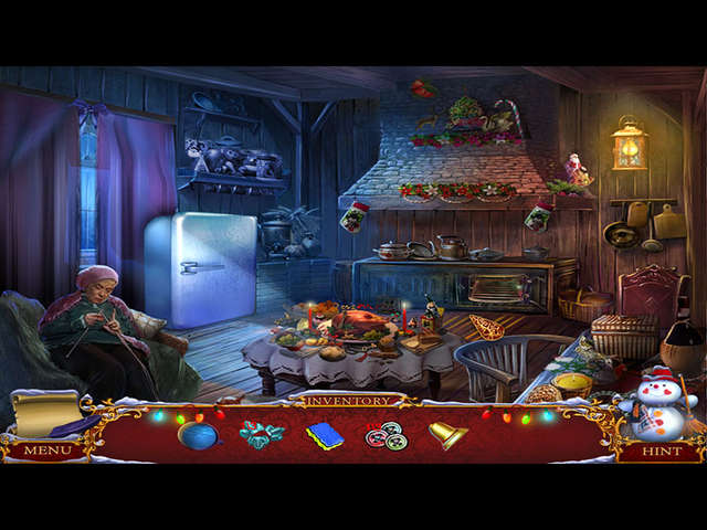 Play Christmas Adventure - Candy Storm!