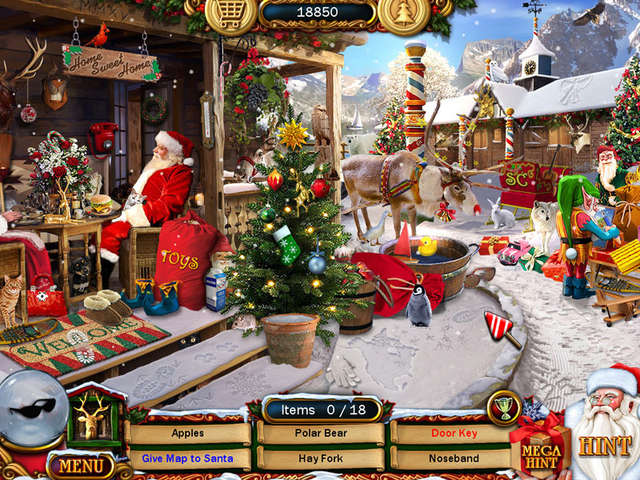 Play Christmas Wonderland 6