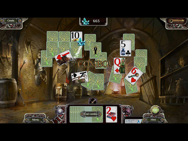 Play The Far Kingdoms - Sacred Grove Solitaire