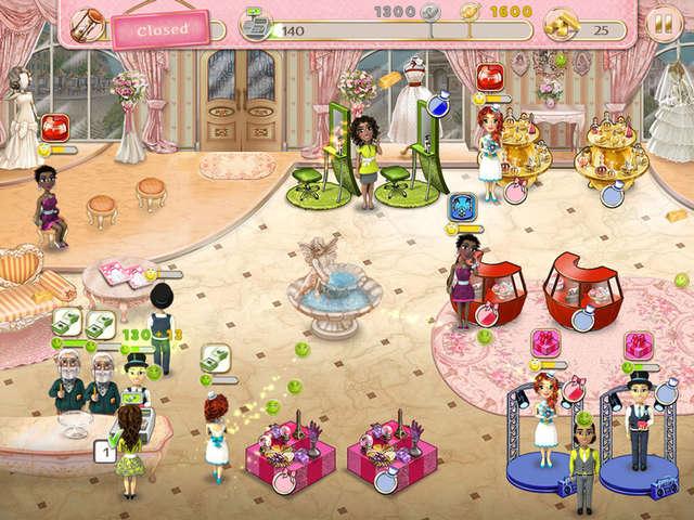 wedding salon 2 platinum edition gamehouse