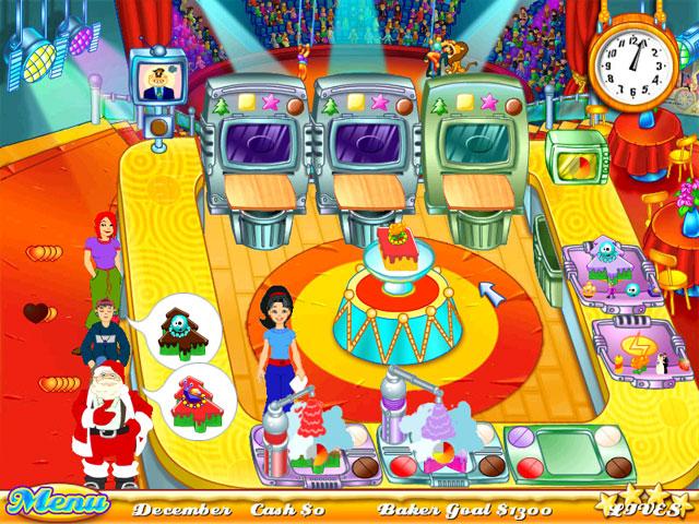 cake mania online