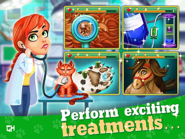 Dr. Cares 1: Pet Rescue 911 3