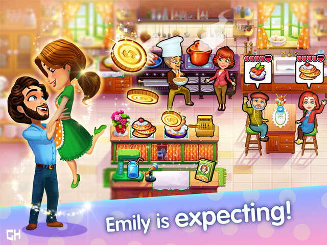 Delicious 15: Emily's Miracle of Life 1