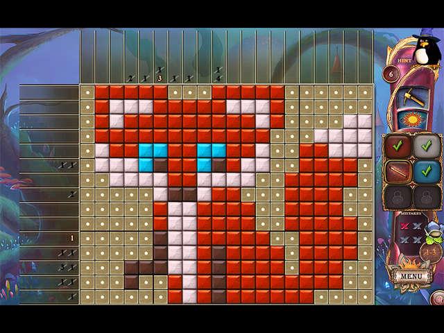 Play the full version of Fantasy Mosaics 26 - Fairytale Garden