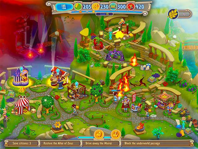 Play zeus master of olympus online