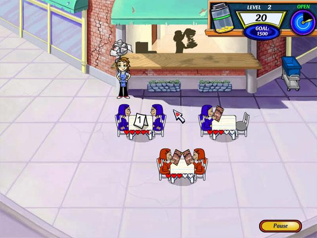 diner dash games