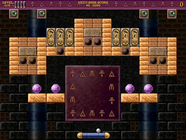 Play Bricks of Egypt 2