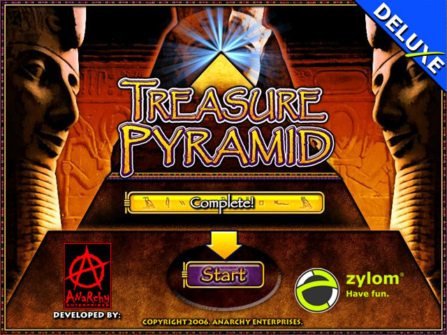 Play Treasure Pyramid