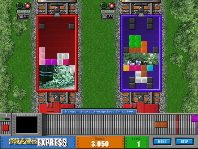 Play Puzzle Express