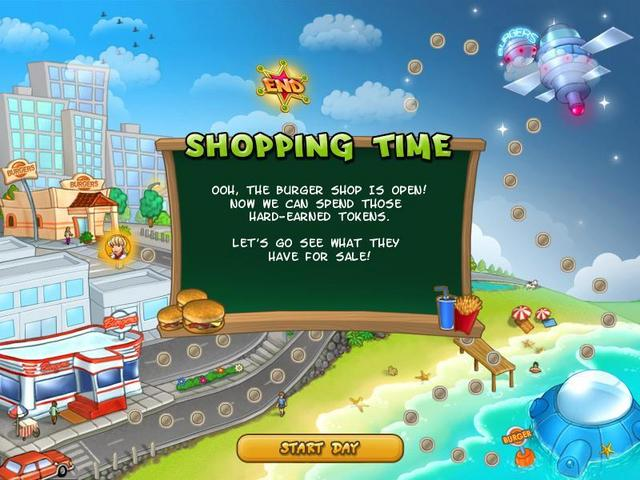 Play Burger Rush