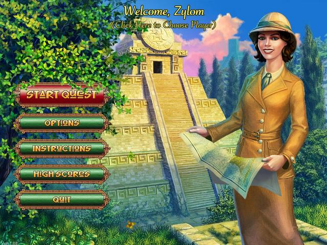Play Treasures of Montezuma