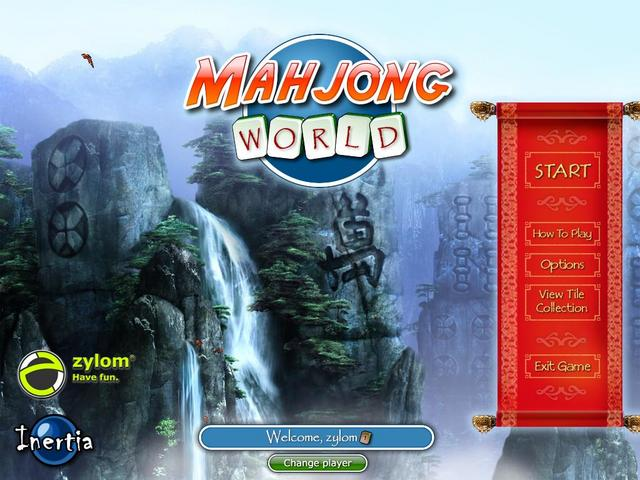 Play Mahjong World