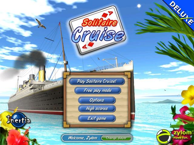 Play Solitaire Cruise