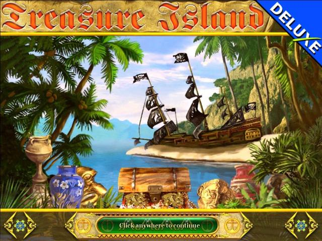 Treasure Island - Download Free Games for PC