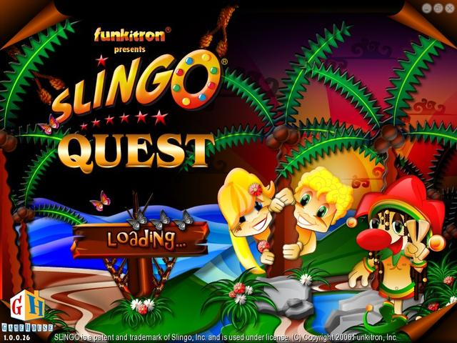 Play Slingo Quest