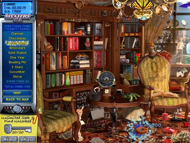 Superb Mystery Room Games Online Free Part - 5: Play The Full Version Of Mystery P.I. - The Lottery Ticket