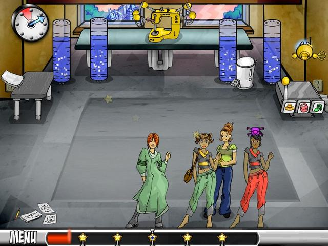 Fab fashion game online