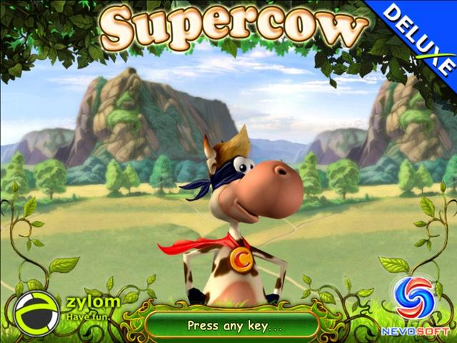 Play Supercow
