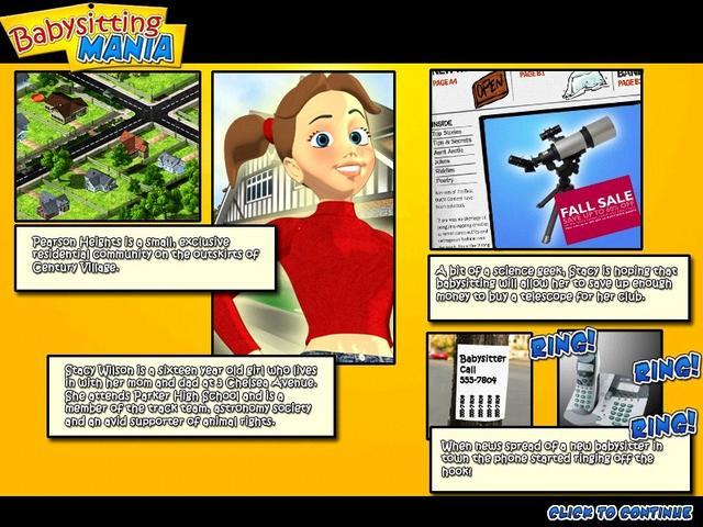 babysitter games free online