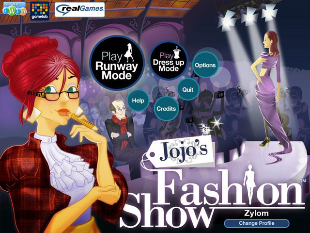 Play Jojo's Fashion Show