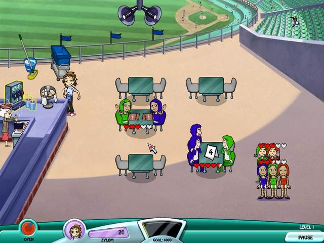 Play Diner Dash 4 - Hometown Hero