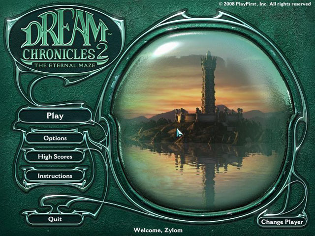 Play Dream Chronicles 2 - The Eternal Maze