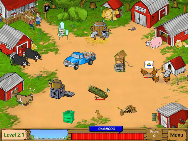 Play Dairy Dash