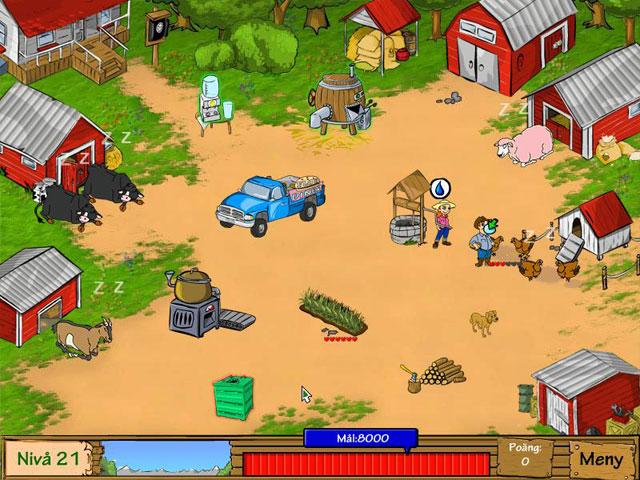 roliga spel för 6 åringar online