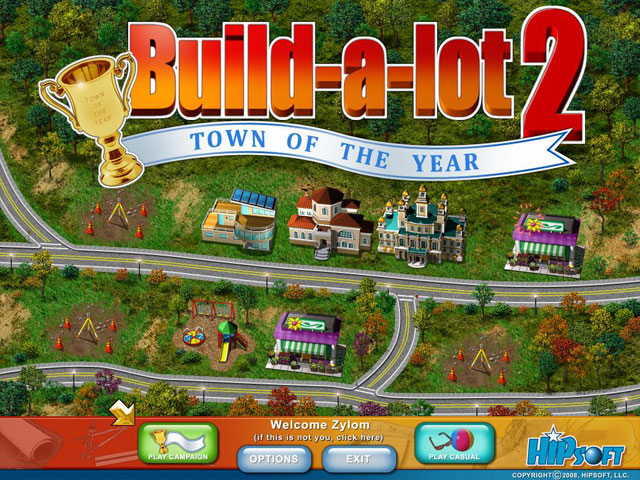 Play Build-a-lot - Town of the Year