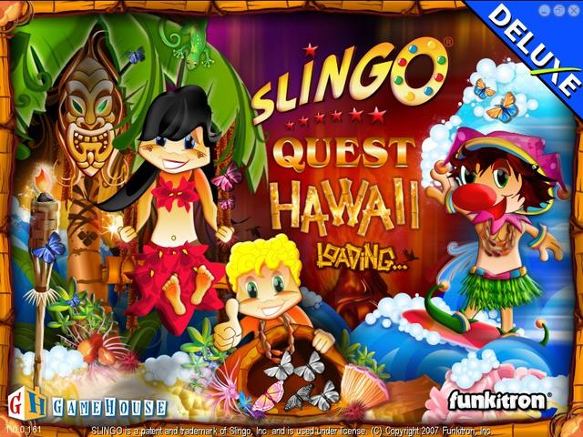 Play Slingo Quest Hawaii