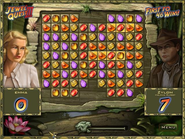 Jewel Quest Solitaire 3 - Free Online Games | GameFools