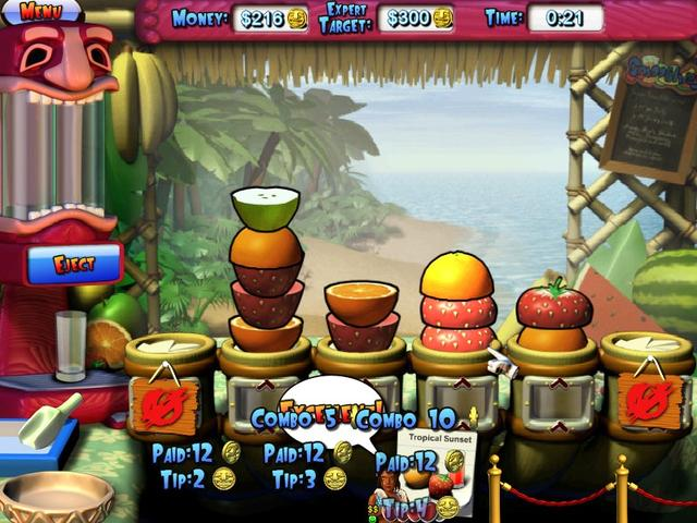 Play Tropical Swaps 2