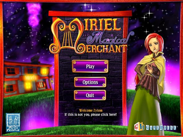 Play Miriel the Magical Merchant
