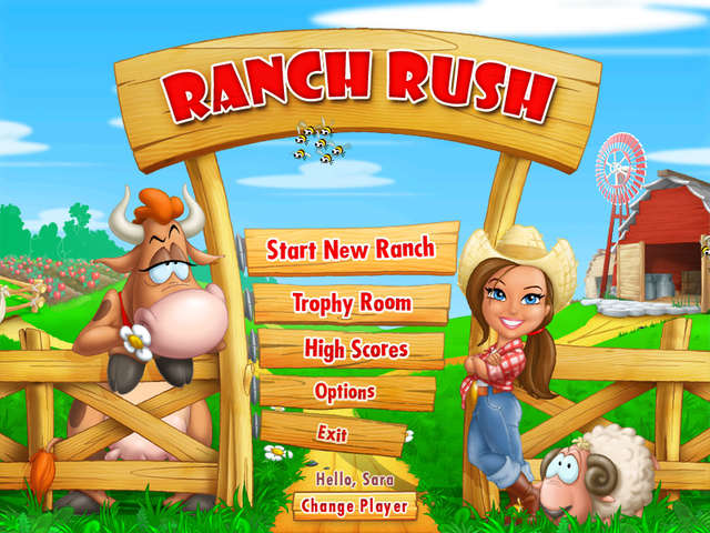 Play Ranch Rush