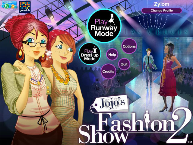 Game online jojo's fashion show