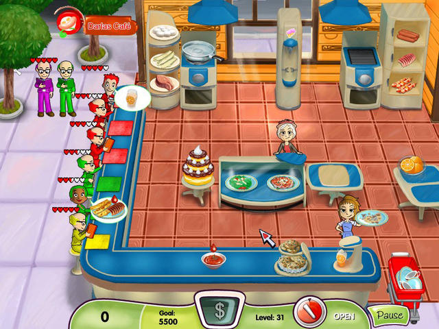 Play Cooking Dash