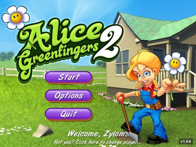Play Alice Greenfingers 2