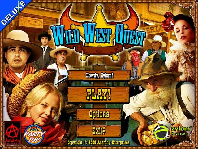 Play Wild West Quest