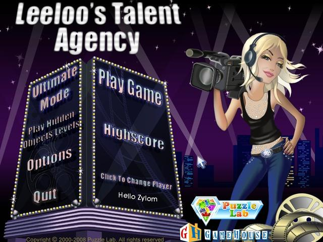 Play Leeloo's Talent Agency