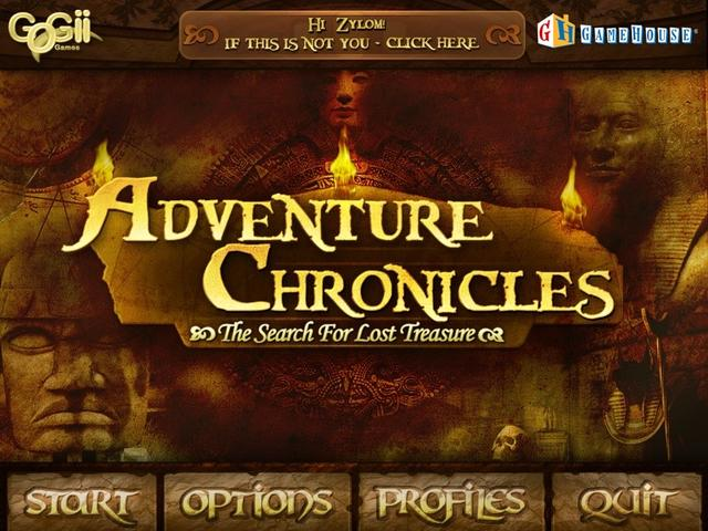 Play Adventure Chronicles