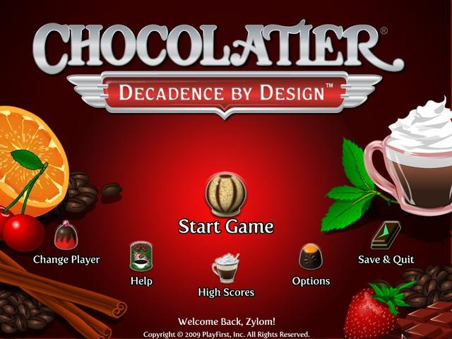 Play Chocolatier 3 - Decadence by Design
